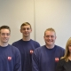 Image of one of our filebank teams